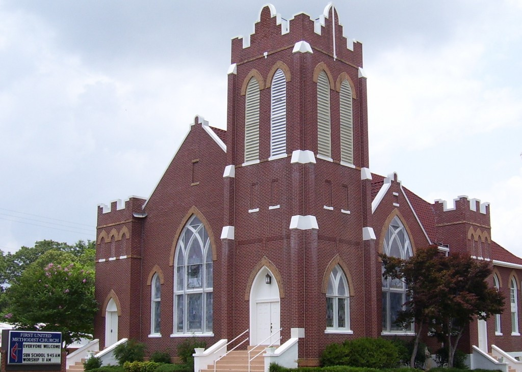 Lineville Methodist Church