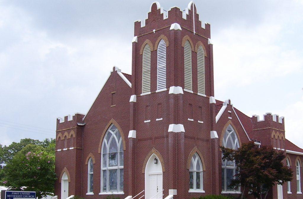 Lineville Methodist Church